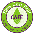Raw Can Roll Cafe Menu