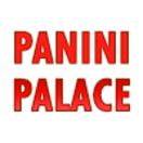 Panini Palace Menu