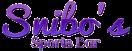 Snibos Sportsbar Menu