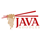 Java Noodles Menu