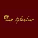 Siam Splendour Menu