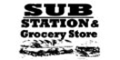 Sub Station and Grocery Store Menu
