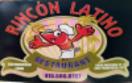 Rincon Latino Menu