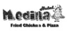 Medina Halal Fried Chicken & Pizza Menu