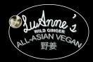 LuAnnes Wild Ginger All-Asian Vegetarian Menu