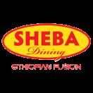 Sheba Dining Menu