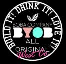 BYOB A Boba Company Menu