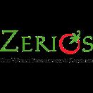 Zerios Menu