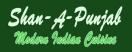 Shan-A-Punjab Menu