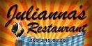 Julianna's Restaurant Menu