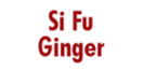 Si Fu Ginger Menu