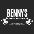 Benny's On-The-Go Menu