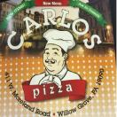 Carlo's Pizza Menu