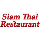 Siam Thai Restaurant Menu