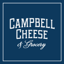 Campbell Cheese & Grocery Menu