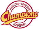 Champion Sports Bar & Grill Menu