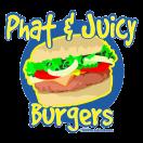 World Famous Phat & Juicy Burgers Menu