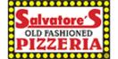 Salvatore's Old Fashioned Pizzeria Menu