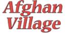 Afghan Village Menu