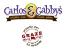 Carlos & Gabbys + Graze Smokehouse + Mexikosher Menu