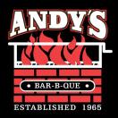 Andy's BBQ Menu