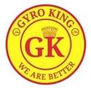 Gyro King Menu