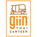 Giin Thai Canteen Menu