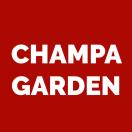 Champa Garden Menu