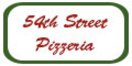 54th Street Pizzeria Menu