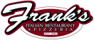 Frank's Italian Restaurant Menu