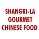 Shangri-la Gourmet Chinese Food Menu