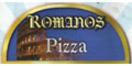 Romano's Pizza Menu