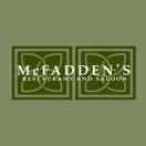 McFadden's Menu