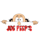 Joe Peeps NY Pizza Menu