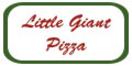 Little Giant Pizza Menu
