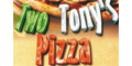 Two Tony's Pizza Menu