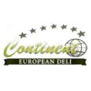Continent European Deli Menu