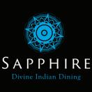 Sapphire Divine Indian Dining Menu