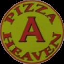 A Pizza Heaven Menu