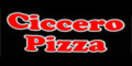 Ciccero's Pizza Menu