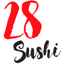 28 Sushi Menu
