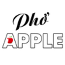 Pho Apple Menu