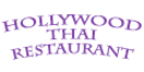 Hollywood Thai Restaurant Menu