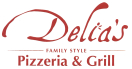 Delia's Pizzeria & Grille Menu