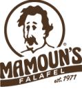 Mamouns Falafel Restaurant Menu
