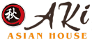 Aki Asian House Menu