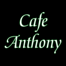Cafe Anthony Menu