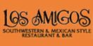 Los Amigos Restaurant Menu