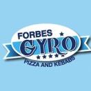 Forbes Gyros Menu