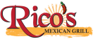 Rico's Mexican Grill Menu